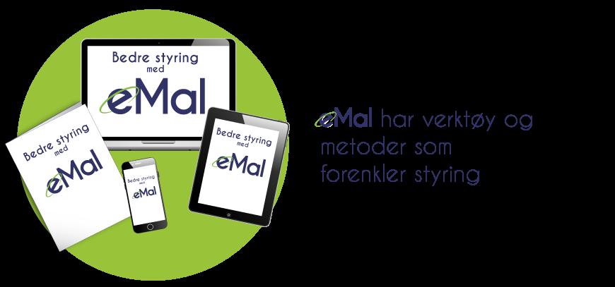 eMal har verktøy og metoder som forenkler styring